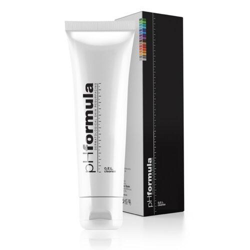 pH formula G.E.L CLEANSE, näopuhastusgeel kõikidele nahatüüpidele
