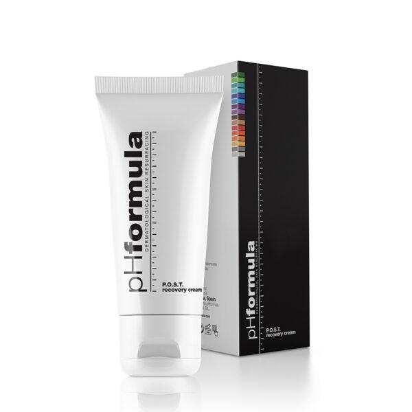 pHformula POST RECOVERY, sügavniisutav, põletikuvastane ja taastav kreem
