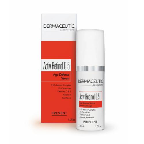 Dermaceutic ACTIV RETINOL 0.5 noorendav 0,5% retinooldeerum